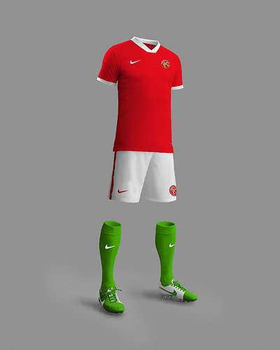 Walsall FC Kit Concept